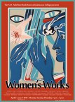 Women's Works exhibit poster